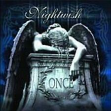 NIGHTWISH ONCE CD BRAND NEW