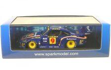 Porsche 935 N° 9 Gangant 12h Sebring 1979 (B. Akin - R. McFarlin - R. Woods)