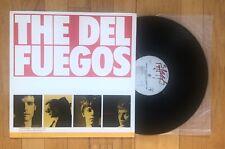 Del Fuegos vinyl record 1984 Slash Records Boston Rock Dan Zanes Longest Day