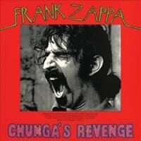 FRANK ZAPPA - CHUNGA'S REVENGE NEW CD