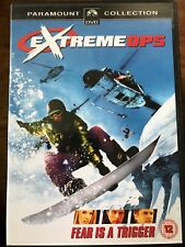 Rufus Sewell Extreme Ops ~2002 SPORT INVERNALI action film Regno Unito DVD
