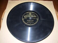 OLD HOMESTEAD TRIO perfect day / kiss me again  - 78 rpm claxtonola 10067 -