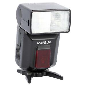 Minolta 3600HS(D) Flash for Sony Alpha a33 a55 a77 a330 a230 a280 a380 a550 a900
