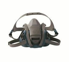 3M 6502QL Respirator (Rugged Comfort Quick Latch)