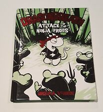 Dragonbreath: Attack of the Ninja Frogs 2 by Ursula Vernon (2010, Hardcover)