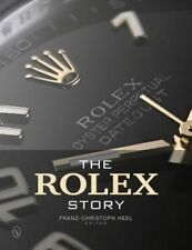 The Rolex Story by Schiffer Publishing Ltd (Hardback, 2014)