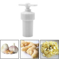Plastic Garlic Press Crusher Squeeze Ginger Mincer Manual Kitchen Gadgets Tool