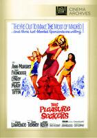 The Pleasure Seekers DVD NEW