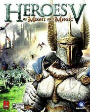Heroes of Might and Magic V Prima Official Game Guide v. 5