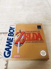 Caja (Repro) Zelda Links Awakening (Game Boy)
