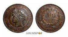 CÉRÈS 10 Centimes 1870 A Paris