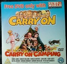 009 PROMO DVD Carry On Camping