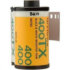 Films et pellicules noire et blanche Kodak pour photographie argentique