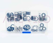 SPEEDPLAY STAINLESS PEDAL BEARING BOXSET - SERVICES 10 PEDALS