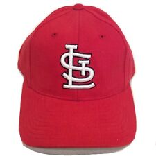 Original 1990's St Louis Cardinals Logo Authentic OSFA Strapback MLB Cap Hat