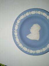 Old Winston Churchill Wedgwood English China Small Little Commemorative Plate Uk