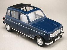 RENAULT 4, voiture miniature 1/18e NOREV 185241
