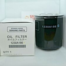 Genuine Oil Filter Suit Mitsubishi ML MN Triton 2.5 Diesel 1230A186 - Z313