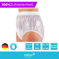 Suprima PVC-Slip Schlupfform,Inkontinenzslip Bundgummi, verschiedene Farben 1214
