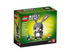 New LEGO Brick Headz Easter Bunny 40271 Rabbit Egg Basket Season Spring Bugs Toy