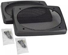 Magnadyne 6' X 9' Speaker Grills With Black Wire Mesh G69D