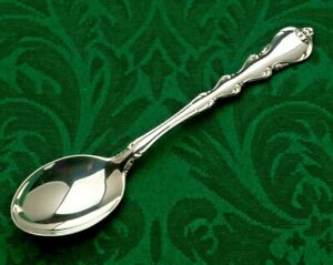 """Angelique by International Sterling Silver Iced Tea Spoon 7 1//4/"""" Vintage"""