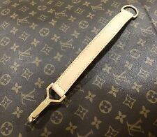 Authentic Louis Vuitton Leather Strap for Pegase Luggage Suitcase - ONE PIECE 🎀