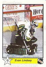 1998-99 Prince Albert Raiders #14 Evan Lindsay