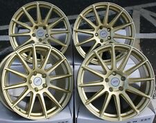 "18"" G AYR 02 ALLOY WHEELS FOR SUBARU FORESTER IMPREZA LEGACY BRZ OUTBACK 5X100"