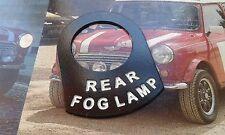 MINI COOPER S CLASSIC BMC MPI RALLY REAR FOG LAMP SURROUND RARE WORKS 1275 998