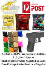 AKA Alpha King 7-8mm Gel Balls Extra Hardened Frosted Gels Pro Gel Blaster Ammo