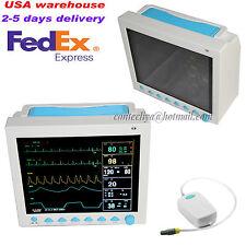 FDA Portable Vital Sign Patient Monitor Multiparameter ICU CCU Capnography ETCO2