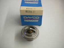 Engine Coolant Thermostat-GAS DAYCO 83316