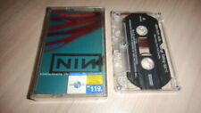 NIN Nine Inch Nails : Things Falling Apart THAILAND CASSETTE TAPE ...Rare!
