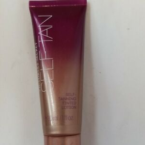 New Victoria's Secret Self-Tanning Tinted Lotion Pure Avocado Oil Glow To Go 1oz