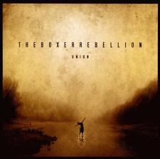 THE BOXER REBELLION UNION NEW SEALED CD ENHANCED WITH BONUS TRACK +  EXTRAS