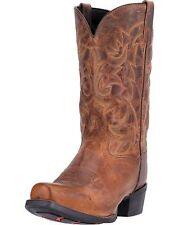 Men's LAREDO BRYCE western botas de couro marrom 68442