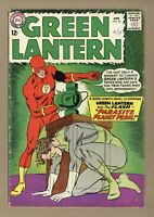 Green Lantern (1st Series DC) #20 1963 GD+ 2.5