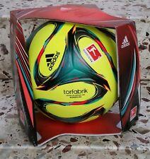 Adidas Matchball Bundesliga Torfabrik Winter 2014/2015 Ballon Football Pallone
