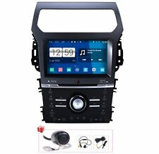 Rupse Camera+Map Android Autoradio GPS Satnav Stereo for Ford Explorer 2012-2014