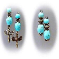 Turquoise Leverback Drop/Dangle Fashion Earrings