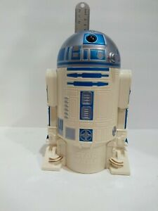 2005 Star Wars ROTS R2-D2 Cookie Jar Storage Container Kellogg's mail away