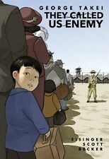 They Called Us Enemy GN George Takei Graphic Memoir WWII Star Trek New NM