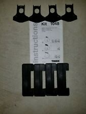 Thule Traverse Roof Rack Fit Kit 1048 FITS SAAB 99-09 9-5 4dr; 05-08 5dr