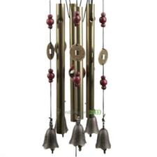 Outdoor Living Wind Chimes Yard Garden Tubes Bells Copper Home Yard Best