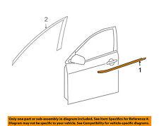 TOYOTA OEM Matrix-Door Window Sweep-Belt Molding Weatherstrip Right 7571002190