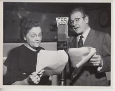 "Cameron Prud'Homme ""David Harum"" 2/23/49 Columbia Broadcasting Company"