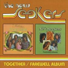 The New Seekers - Together / Farewell Album (Expanded) (NEW 2CD)