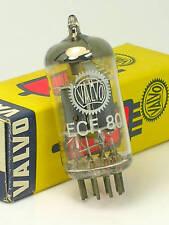 RARE VALVO ECF80 6BL8 for McIntosh MR65B MR67 MR71 333A La Radiotechnique BEST!