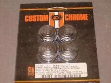 Lot of 10 Custom Knurled Head Bolt Covers for 1985 to 2001 Harley
